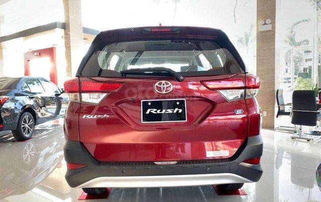 Toyota Rush 2020 - giảm giá sâu kèm nhiều PK chính hãng, tặng 2 năm bảo hiểm - giao xe ngay2
