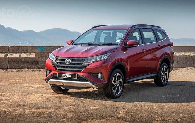 Toyota Rush 2020 - giảm giá sâu kèm nhiều PK chính hãng, tặng 2 năm bảo hiểm - giao xe ngay4