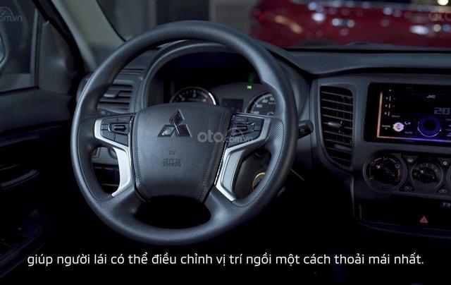 Mitsubishi Triton 2020 - hỗ trợ trả góp tới 85%, giảm 50% trước bạ, ưu đãi ngập tràn2