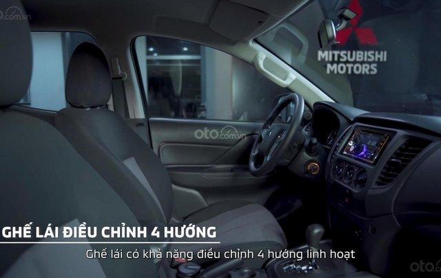 Mitsubishi Triton 2020 - hỗ trợ trả góp tới 85%, giảm 50% trước bạ, ưu đãi ngập tràn4