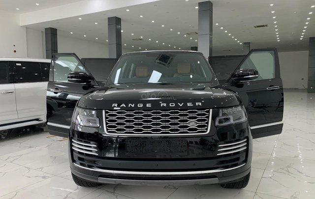 Range Rover Autobiography L 2021 giao ngay, màu đen trắng vàng, cam kết giá tốt0