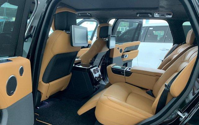 Range Rover Autobiography L 2021 giao ngay, màu đen trắng vàng, cam kết giá tốt6