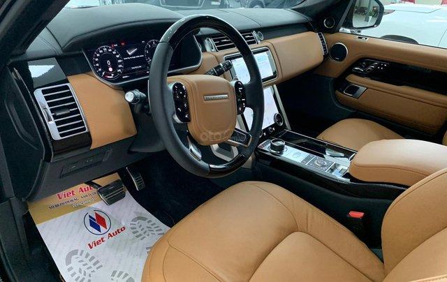 Range Rover Autobiography L 2021 giao ngay, màu đen trắng vàng, cam kết giá tốt11
