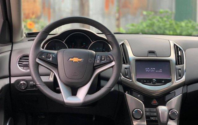 Cần bán Chevrolet Cruze LTZ sản xuất 2017, màu đen, chạy 33.000 km3