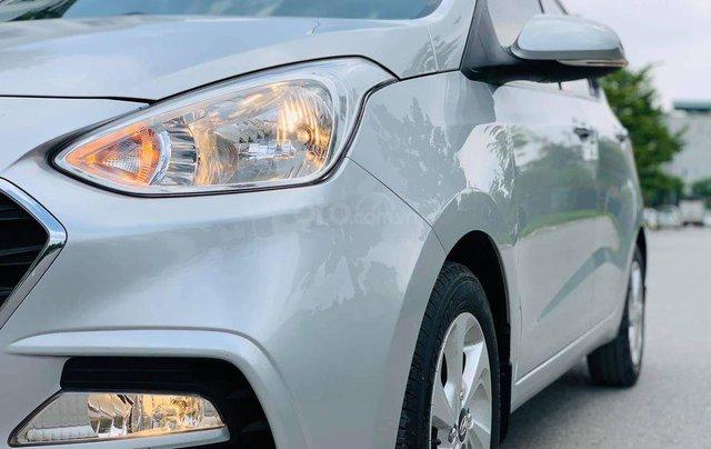 Xe Hyundai Grand i10 sản xuất 2019, màu bạc2