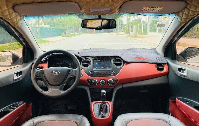 Xe Hyundai Grand i10 sản xuất 2019, màu bạc4