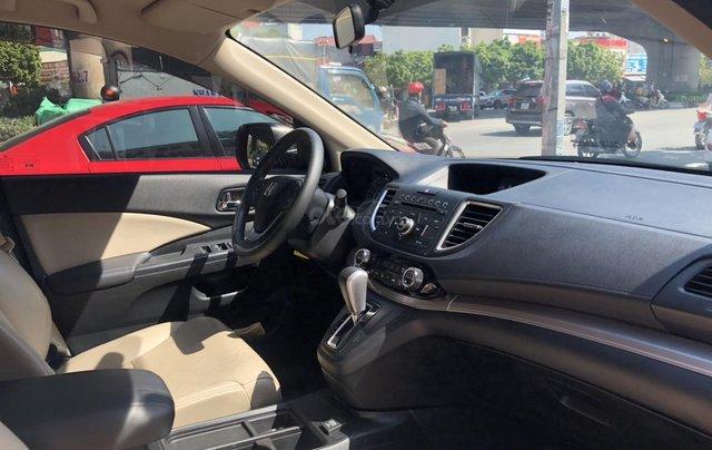 Bán gấp Honda CRV 2.0 2017, xe rất chất, LH có giá cực tốt13