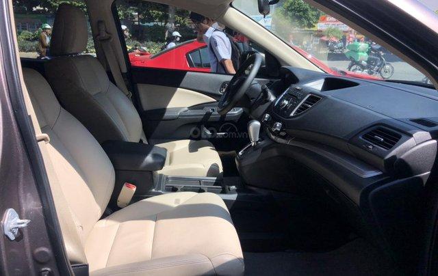 Bán gấp Honda CRV 2.0 2017, xe rất chất, LH có giá cực tốt12