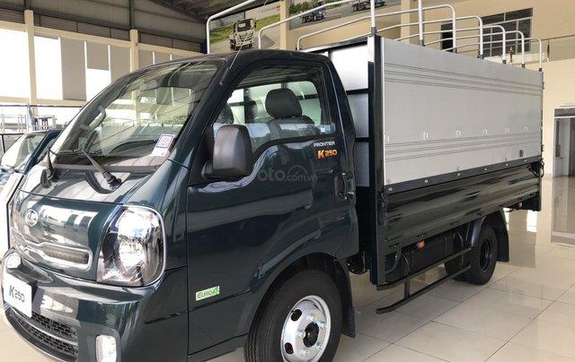 Xe tải Thaco Kia K250 tải trọng 1.49/2.49 tấn thùng dài 3.5 mét, đời 2020, liên hệ để nhận ưu đãi giá xe1