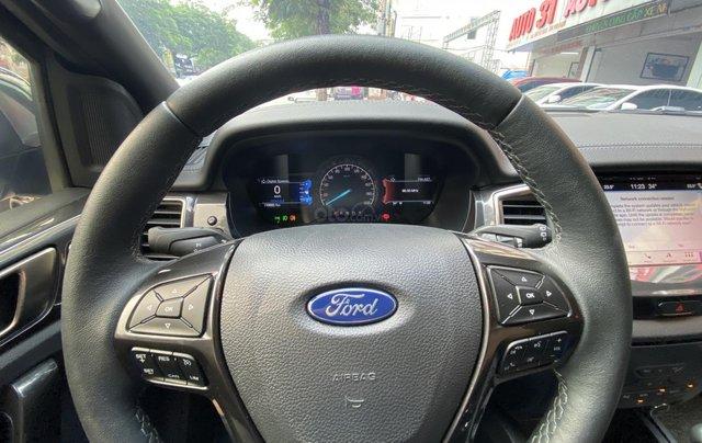 Bán xe Ford Everest 2.0 Bi-turbo 2WD Titanium sản xuất cuối 2019, đi chuẩn 10.000 km, sơn zin cả xe cực mới11
