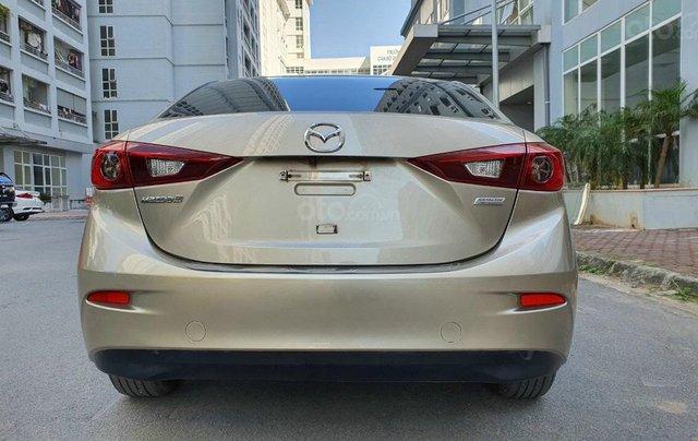 Chính chủ bán xe Mazda 3 sản xuất năm 2016 nguyên bản, siêu mới, chạy 60.000km4