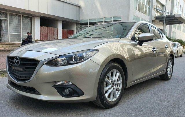 Chính chủ bán xe Mazda 3 sản xuất năm 2016 nguyên bản, siêu mới, chạy 60.000km2
