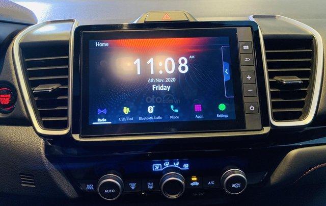 [Honda Miền Nam] Honda City 2021 ưu đãi tiền mặt + quà tặng hấp dẫn7