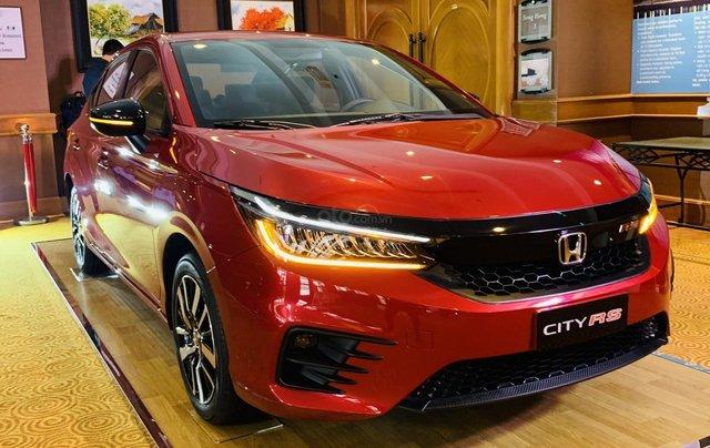 [Honda Miền Nam] Honda City 2021 ưu đãi tiền mặt + quà tặng hấp dẫn2