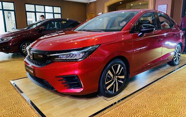 [Honda Miền Nam] Honda City 2021 ưu đãi tiền mặt + quà tặng hấp dẫn4