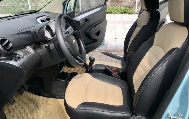 Cần bán xe Chevrolet Spark Van 2018, màu xanh, giá tốt 190 triệu đồng5