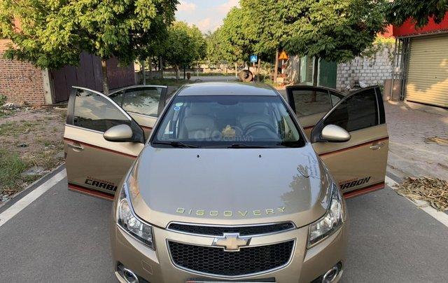 Cần bán Chevrolet Cruze LTZ 2010 AT - 268 triệu, bán toàn quốc5