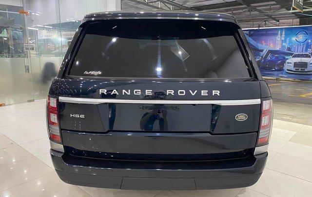 [Hàng hot mới về] Range Rover HSE 3.0 2014, đăng ký 2015 thùng to lên full black  2