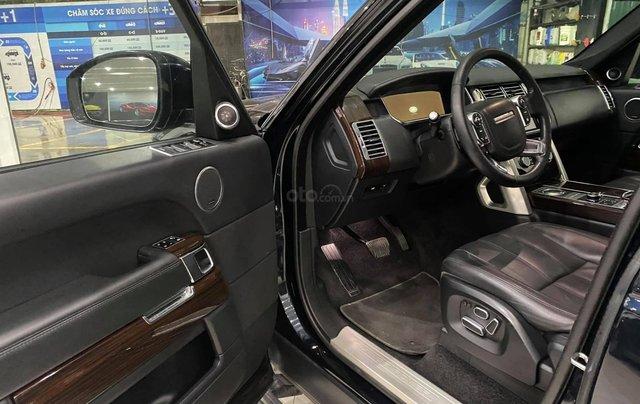 [Hàng hot mới về] Range Rover HSE 3.0 2014, đăng ký 2015 thùng to lên full black  3