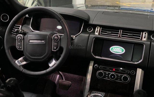 [Hàng hot mới về] Range Rover HSE 3.0 2014, đăng ký 2015 thùng to lên full black  8