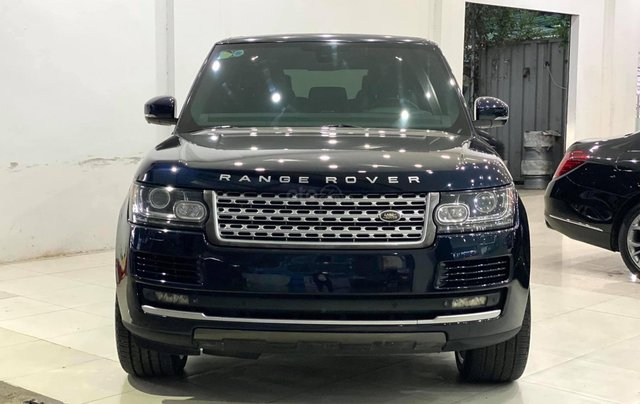 [Hàng hot mới về] Range Rover HSE 3.0 2014, đăng ký 2015 thùng to lên full black  0