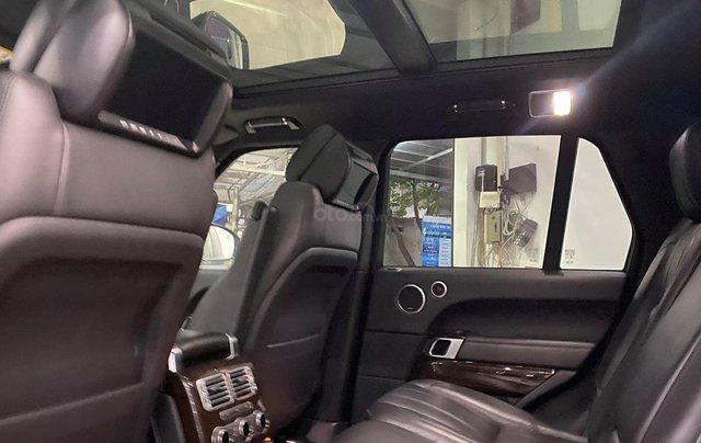 [Hàng hot mới về] Range Rover HSE 3.0 2014, đăng ký 2015 thùng to lên full black  7