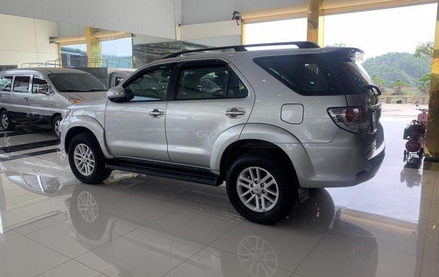 Bán Toyota Fortuner 2.7AT 2012, màu bạc4