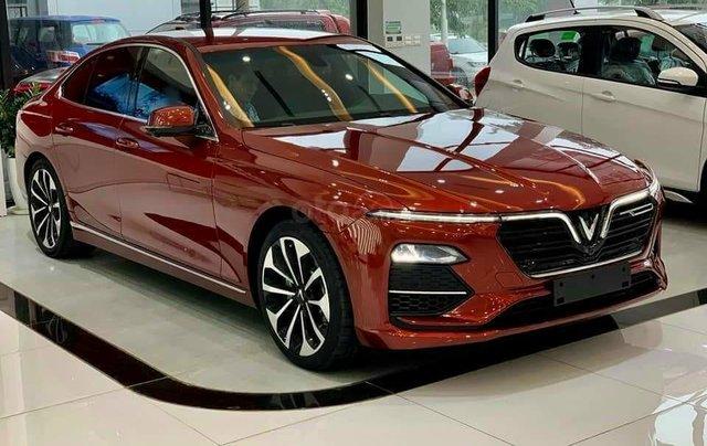 [Vinfast TimeCity] VinFast LUX A2.0 2020 ưu đãi trả trước chỉ từ 92 triệu nhận xe ngay2
