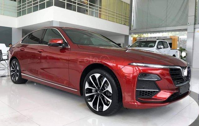 [Vinfast TimeCity] VinFast LUX A2.0 2020 ưu đãi trả trước chỉ từ 92 triệu nhận xe ngay3
