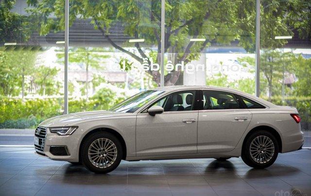 Audi A6 năm sản xuất 2020, nhập khẩu nguyên chiếc1