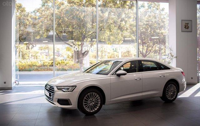 Audi A6 năm sản xuất 2020, nhập khẩu nguyên chiếc3