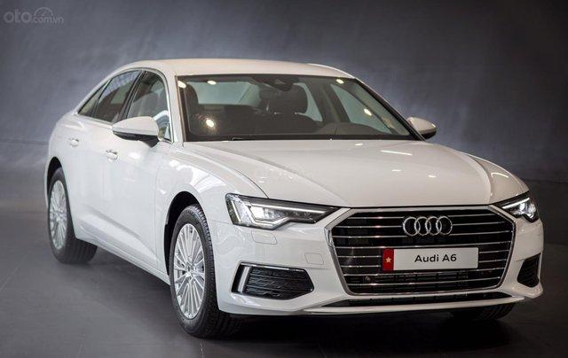 Audi A6 năm sản xuất 2020, nhập khẩu nguyên chiếc0