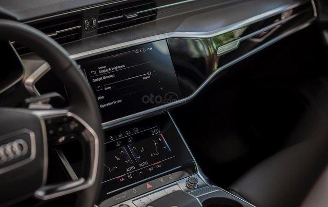 Audi A6 năm sản xuất 2020, nhập khẩu nguyên chiếc11