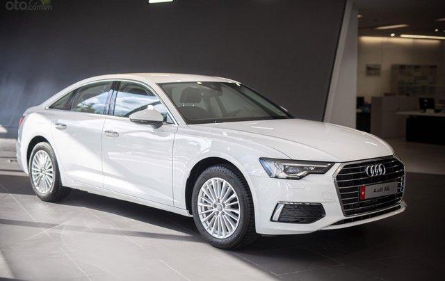 Audi A6 năm sản xuất 2020, nhập khẩu nguyên chiếc2