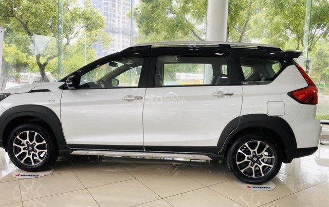 Mẫu xe gia đình ưu việt Suzuki XL 7 2020, nhập khẩu, giá chỉ 589tr2
