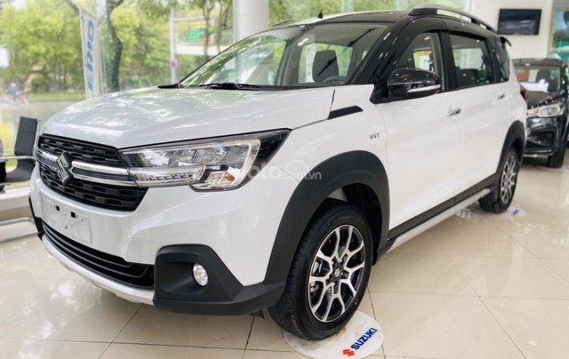 Mẫu xe gia đình ưu việt Suzuki XL 7 2020, nhập khẩu, giá chỉ 589tr3