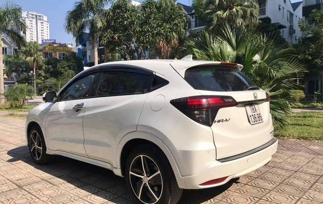 Bán gấp Honda HRV 1.8 L sx 2018, màu trắng1