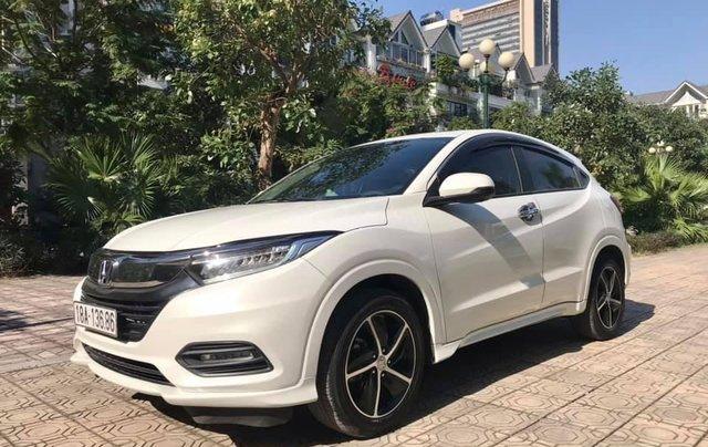 Bán gấp Honda HRV 1.8 L sx 2018, màu trắng0