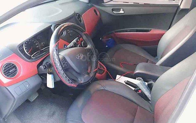 Cần bán xe Hyundai Grand i10 sản xuất năm 2019, màu trắng  1