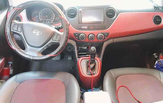 Cần bán xe Hyundai Grand i10 sản xuất năm 2019, màu trắng  3