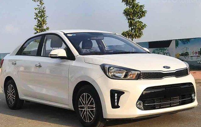 Bán ô tô Kia Soluto sản xuất năm 2020, màu trắng số sàn, giá 375tr0