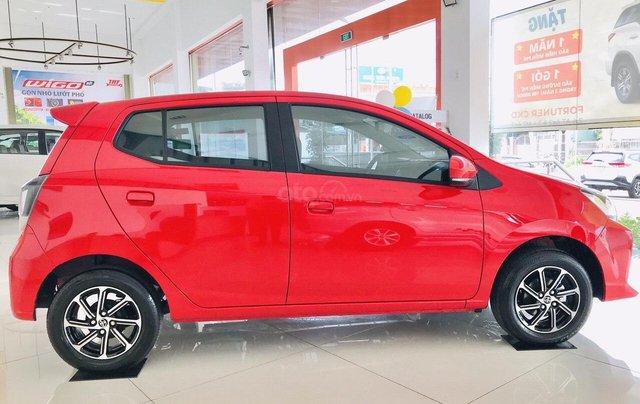 Toyota Wigo 1.2G màu đỏ số tự động giao ngay - khuyến mãi tốt2