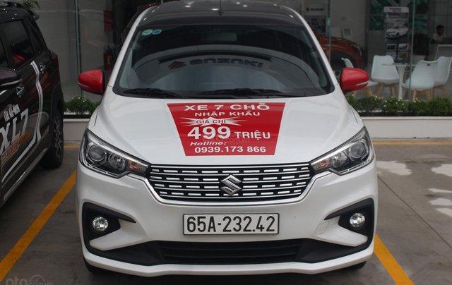 7 chỗ chỉ từ 499,9 triệu - Suzuki Ertiga 5MT0