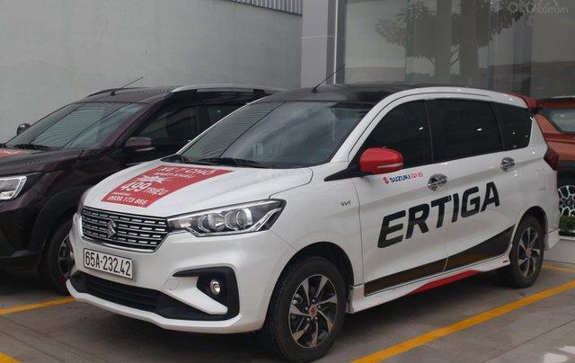7 chỗ chỉ từ 499,9 triệu - Suzuki Ertiga 5MT2