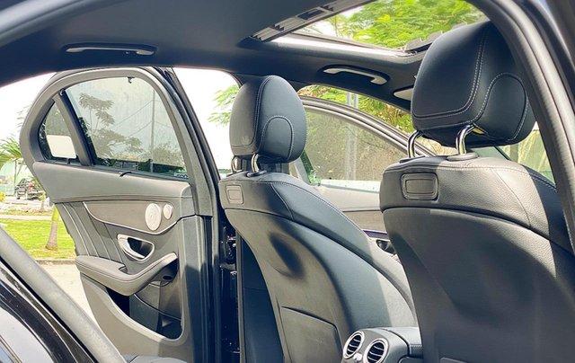Bán Mercedes Benz C300AMG ĐK 02/2019, sản xuất cuối 2018, chạy 6.000km, xe như xe mới, còn bảo hành hãng8