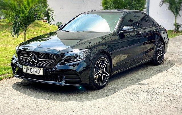 Bán Mercedes Benz C300AMG ĐK 02/2019, sản xuất cuối 2018, chạy 6.000km, xe như xe mới, còn bảo hành hãng1