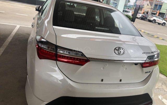 Toyota Altis 1.8G cao cấp - màu trắng ngọc trai - khuyến mãi khủng cuối năm1