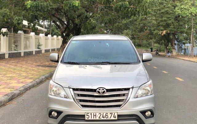 Toyota Innova 2.0G - số tự động - đẹp nhất Sài Gòn0