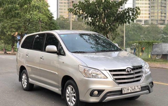 Toyota Innova 2.0G - số tự động - đẹp nhất Sài Gòn2