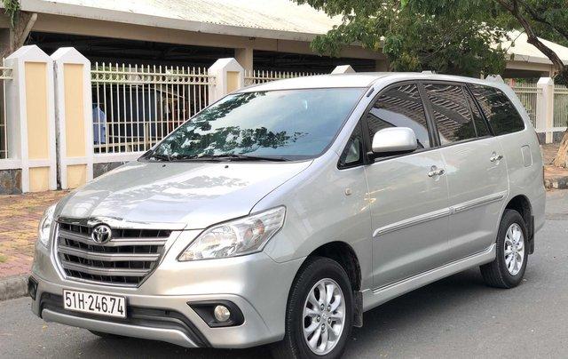 Toyota Innova 2.0G - số tự động - đẹp nhất Sài Gòn3